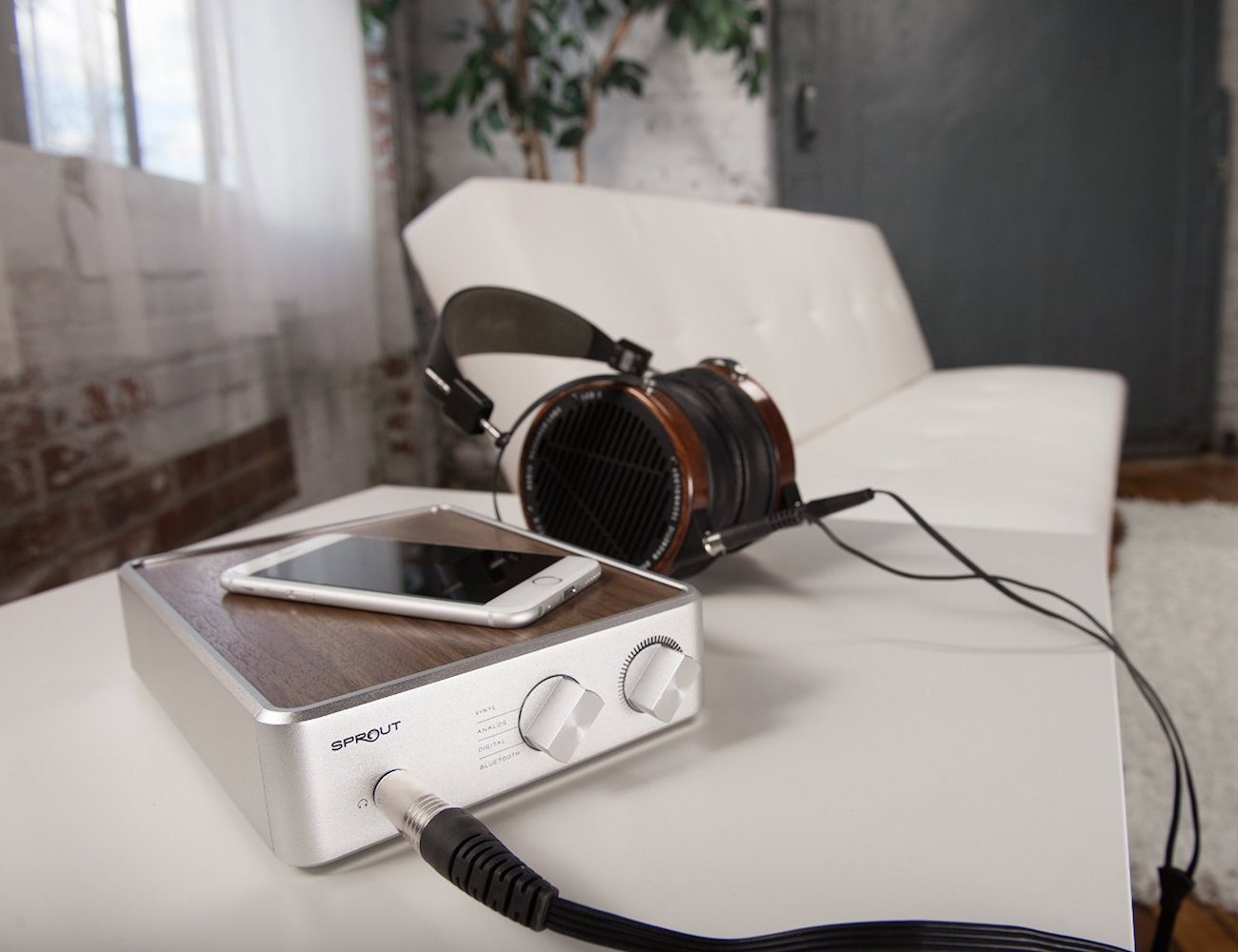 SPROUT – Complete Amp Home Audio System by PS Audio