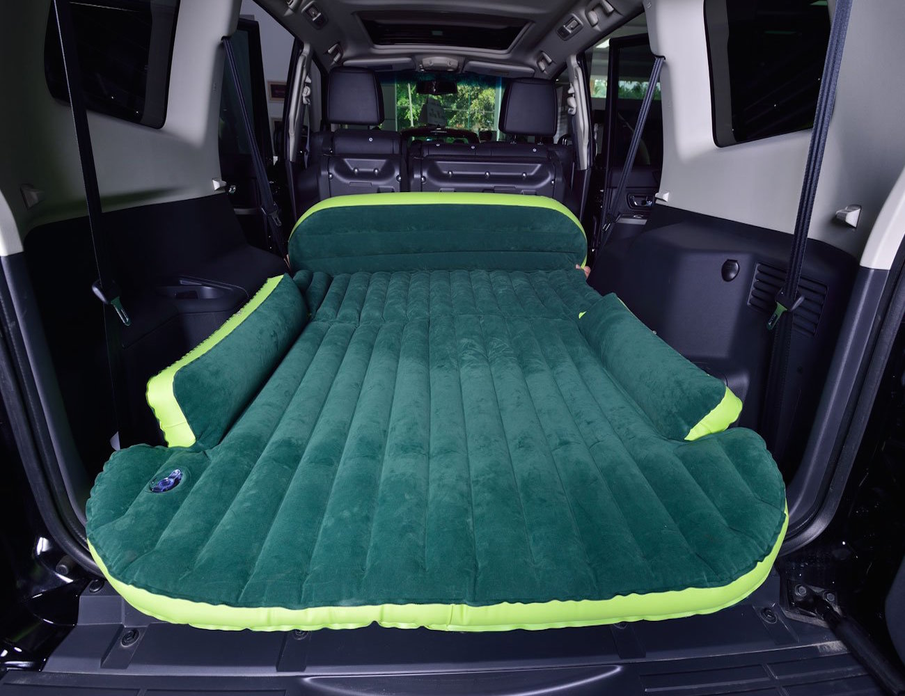 Suv air bed gadget flow - Matelas gonflable ez bed ...