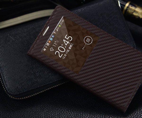 Samsung Galaxy Note3 Carbon Fibre Case 02