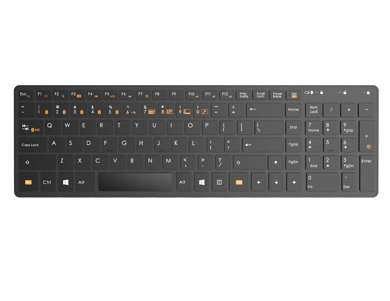 Satechi Bluetooth Wireless Smart Keyboard for Windows