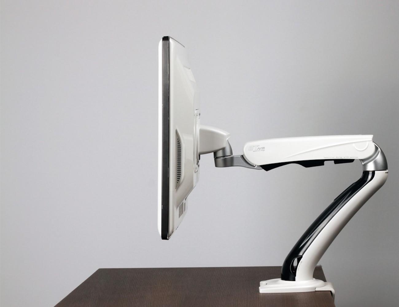 Satechi Ergonomic LCD Arm Desk Clamp Mount