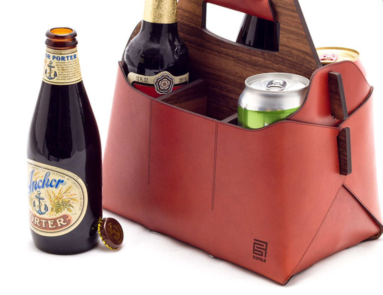 Sixfold – Well Crafted Carrier For Beer & Wine
