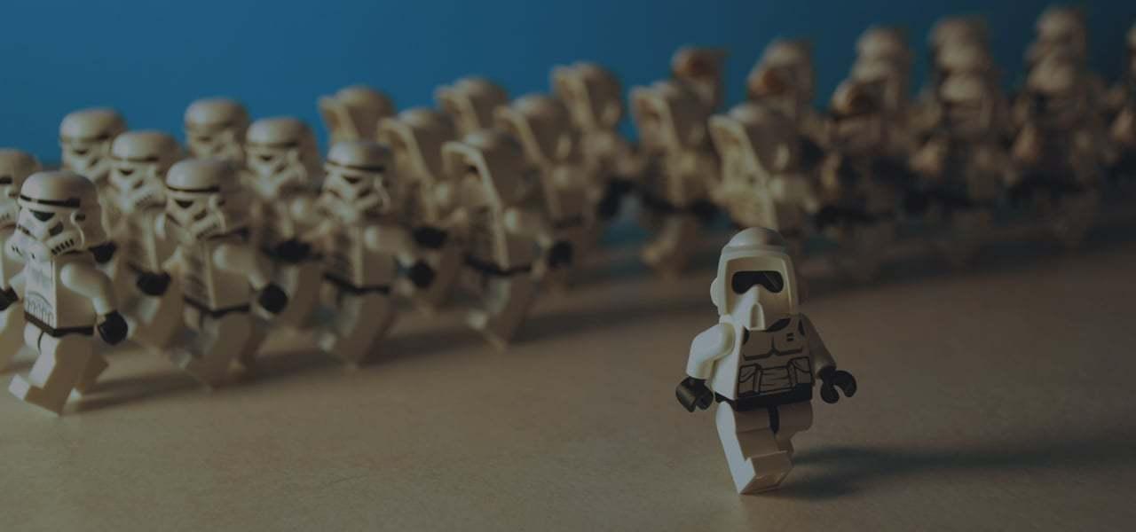 Star Wars Goodies Slider