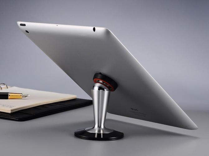 Steelie Pedestal for iPad 03