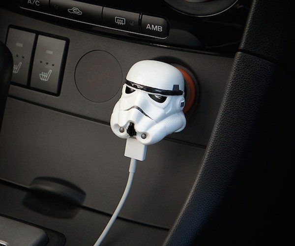 Stormtrooper+USB+Car+Charger
