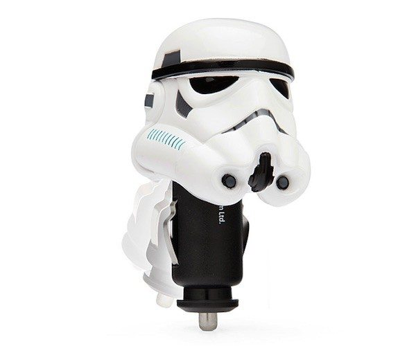 Stormtrooper USB Car Charger