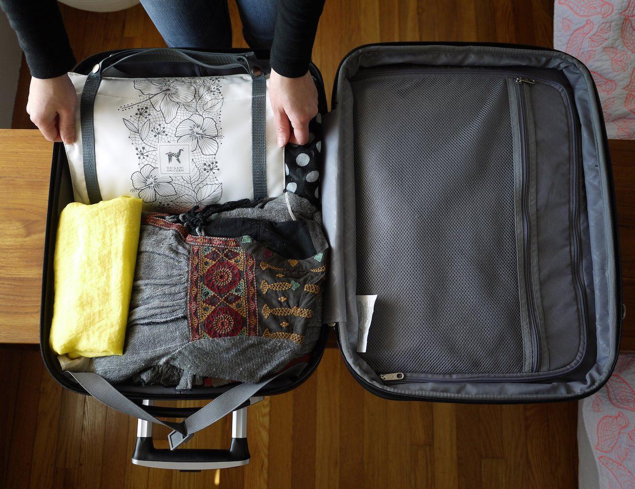 TUO: The Ultimate Travel Undergarment Organizer