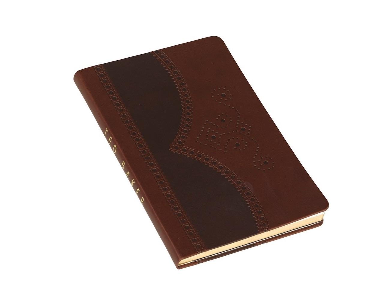 Ted Baker Brogue Notebook