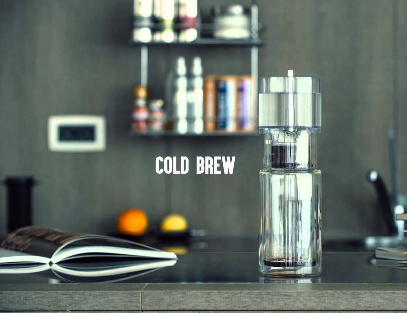 The First Coffee Pod for French Press, Cold Brew and Aeropress