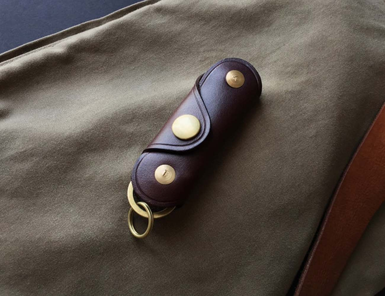 The Key Case – Quiet Keys, Beautiful and Functional Design