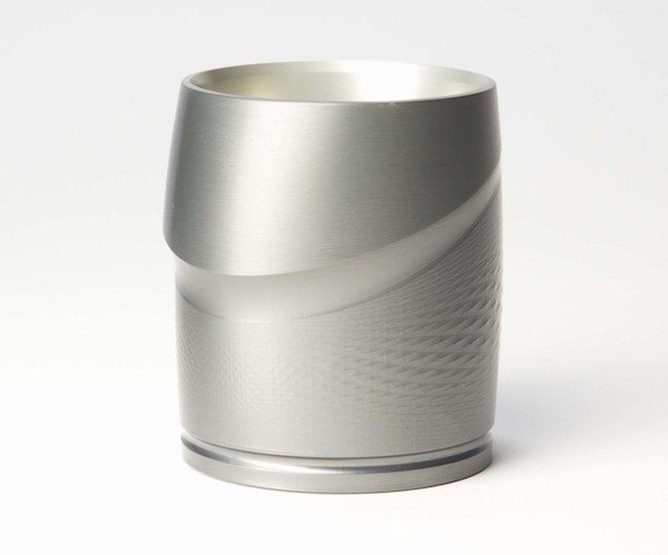 The Lowball – Machined Whisky Tumbler
