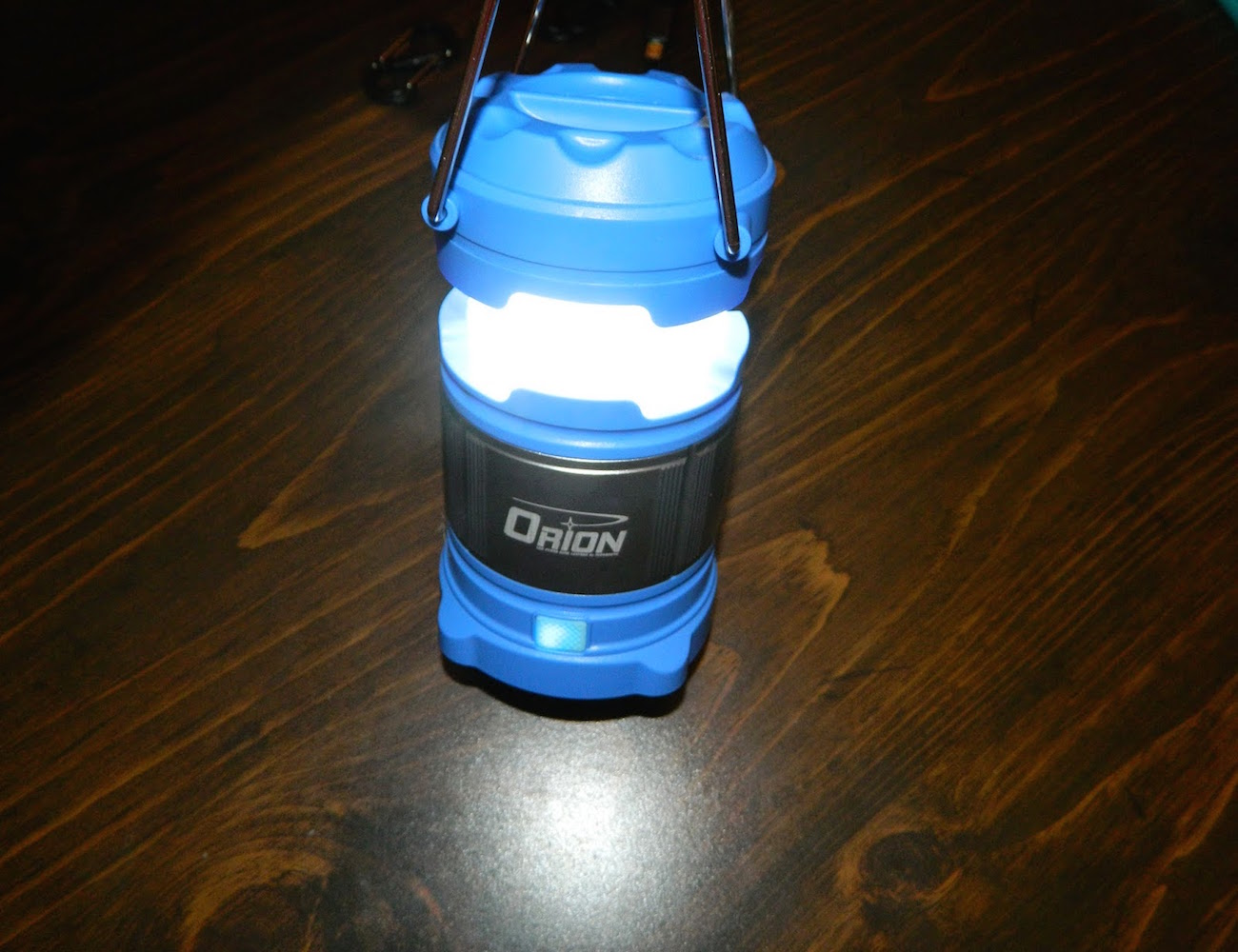 The Orion – Ultimate Survival LED Lantern and Power Bank by Supernova