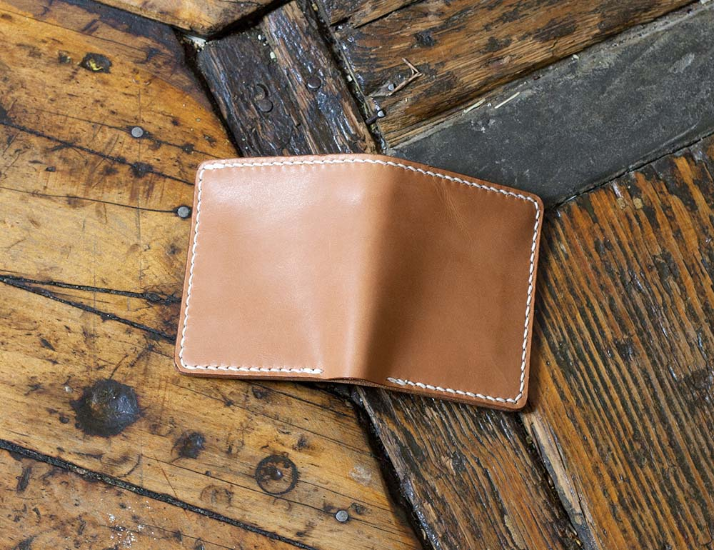 The Single Bi-Fold Wallet
