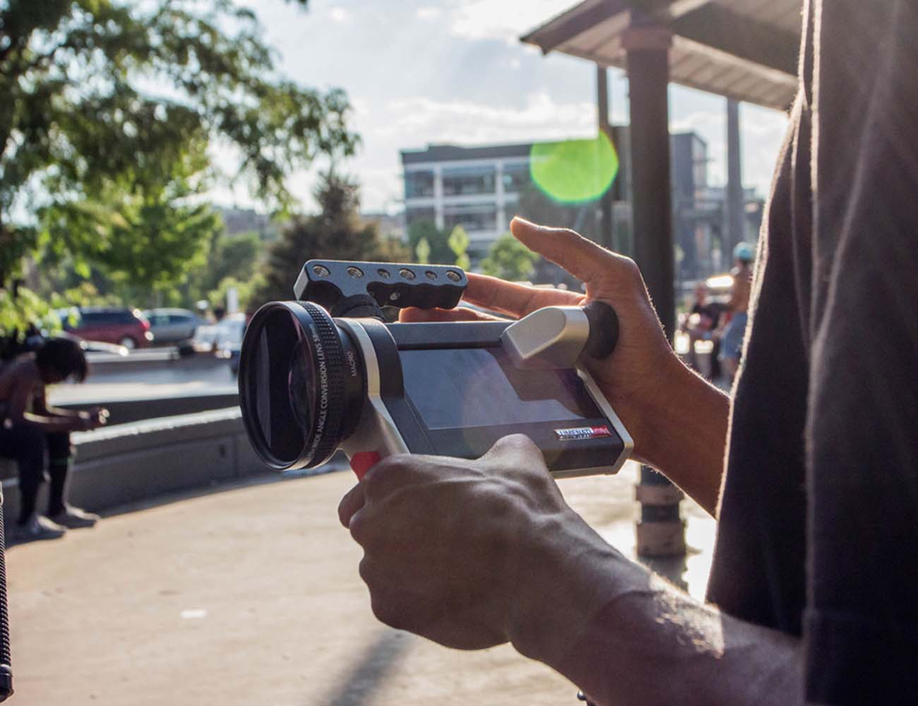 The World's First Cinematic Smartcase