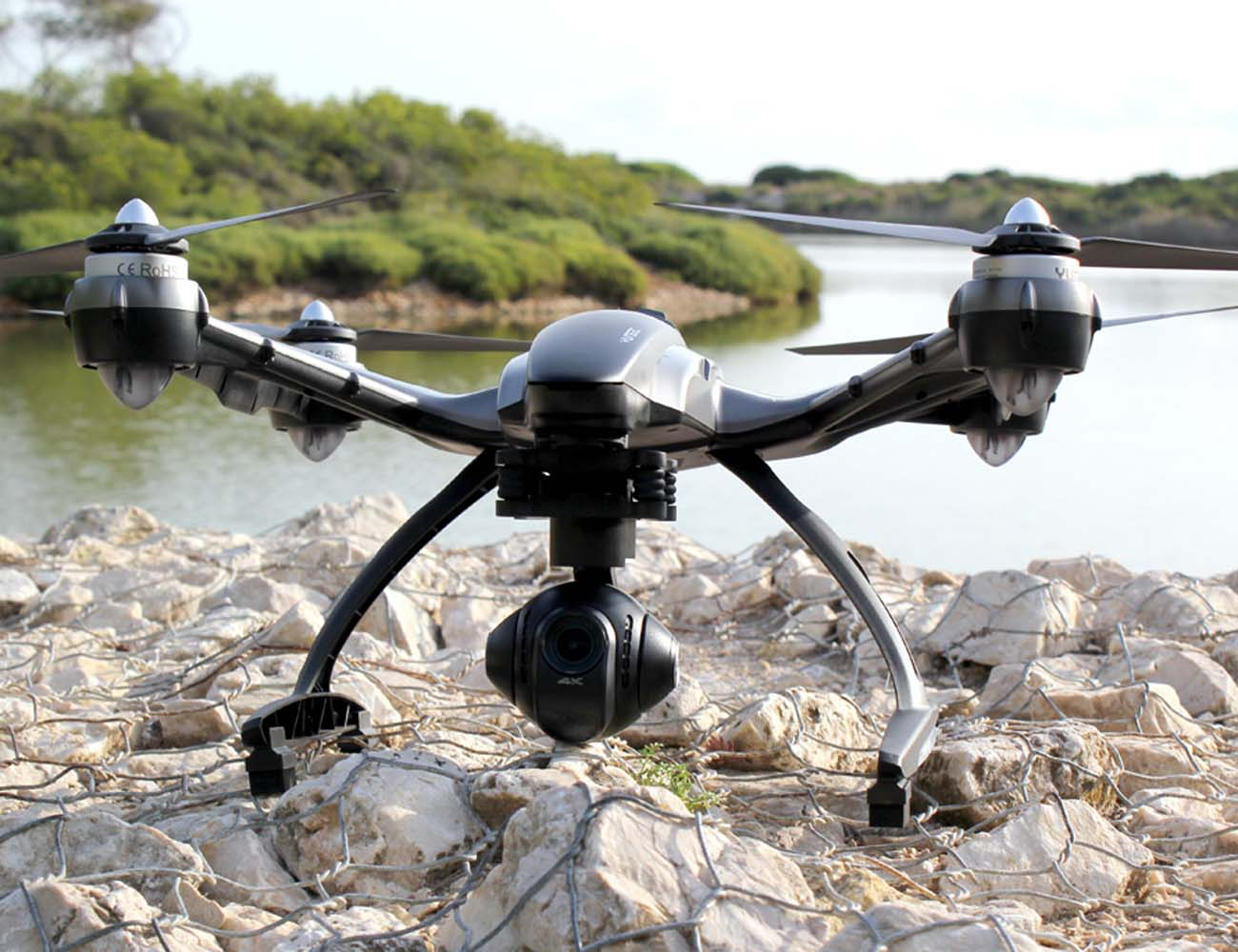 Typhoon Drone – Capture Stunning 4K Video