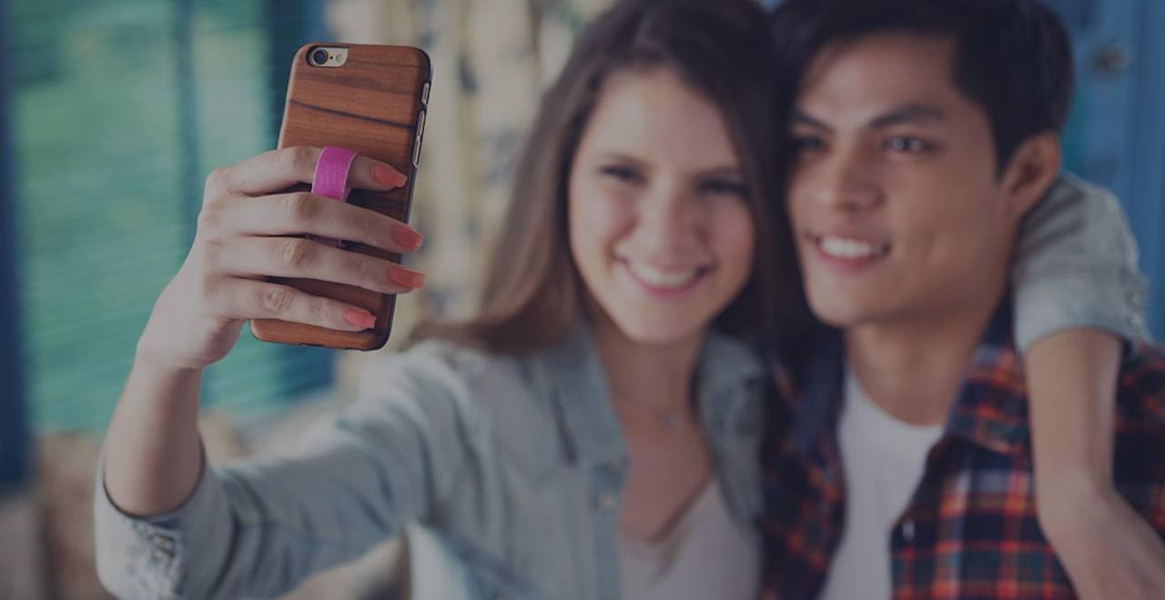 Ungrip Smartphone Grip System