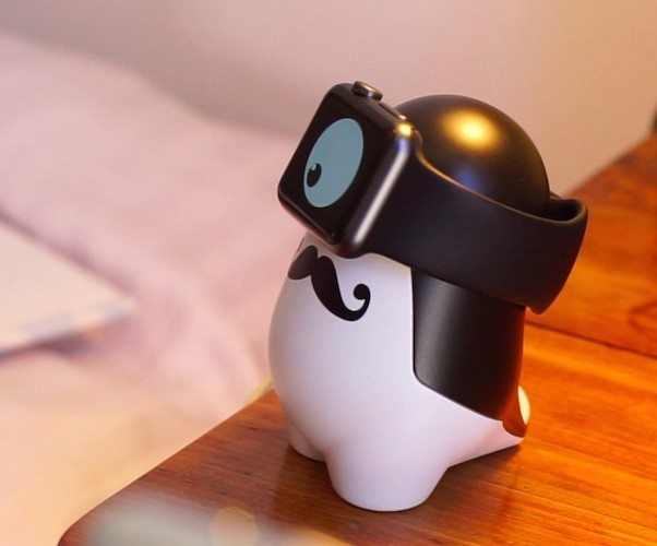 WATCHme – Cute Apple Watch Charging Stand