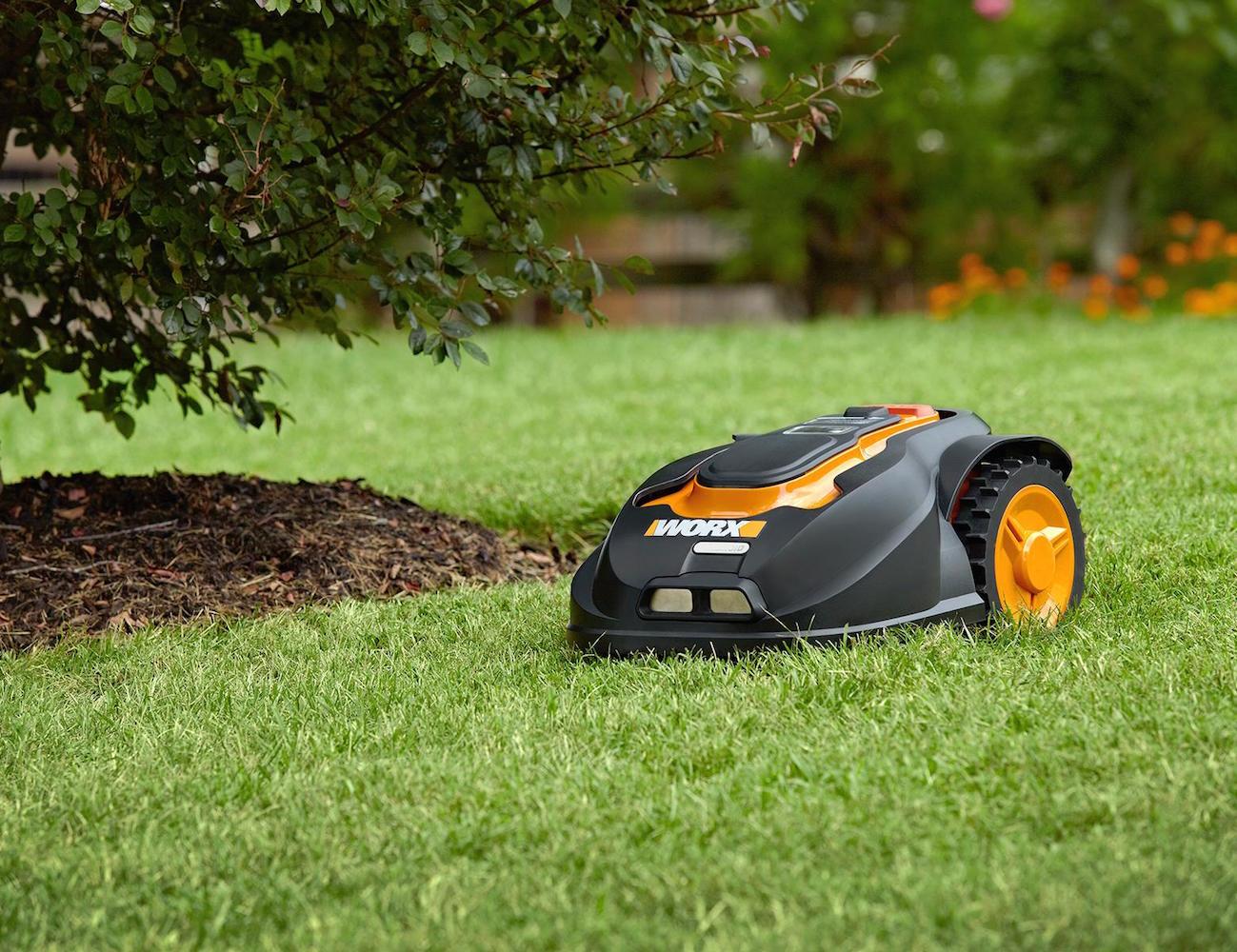 WORX Landroid - Robotic Lawn Mower Review » The Gadget Flow