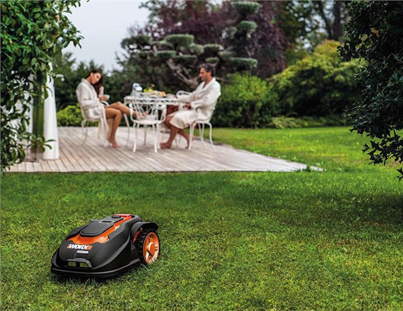 WORX Landroid – Robotic Lawn Mower