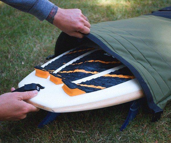 Wayward Roll Top Board Bag
