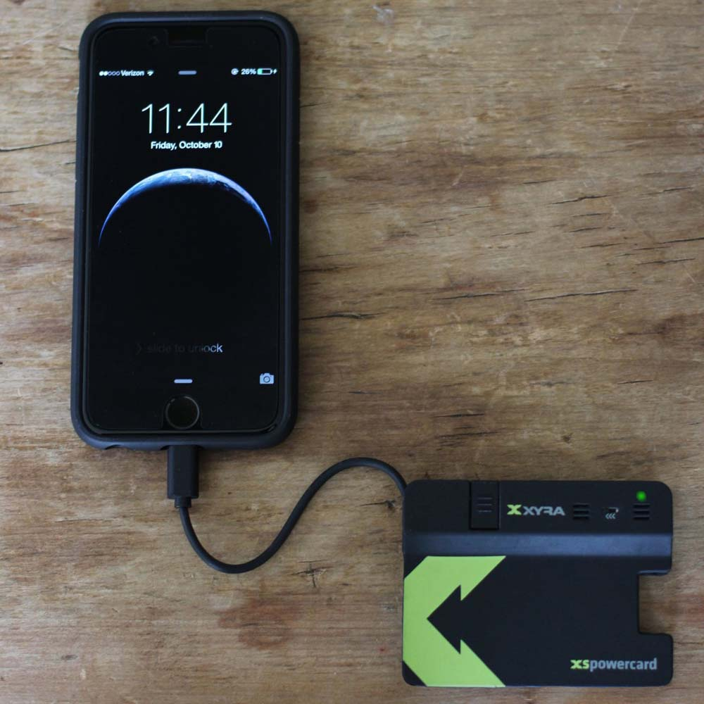 XS Powercard Portable Charger