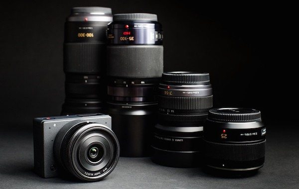 The Z Camera E1 Is the Smallest 4K Interchangeable Lens Camera Yet