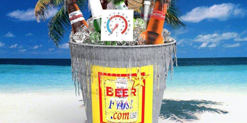 Beer Frost cold beer sprinkler review