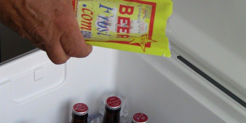 Beer Frost cold beer sprinkler review