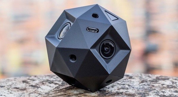 The Sphericam 2 Captures 360º Video at 60fps and 4k Resolution