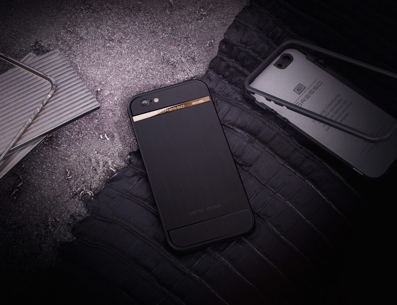 iPhone 6/6s Limited Edition Gresso Regal Case