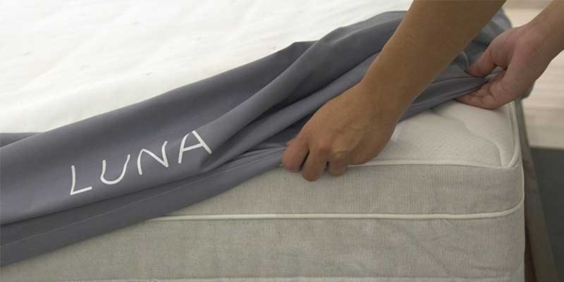 Luna smart bed cover review