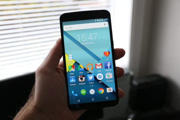Nexus 6 Hands On Review: Smartphone Power, Tablet-sized, and Just Plain Awesome