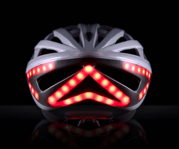 Lumos – A Next Generation Bicycle Helmet – Kickstarter Fully Funded