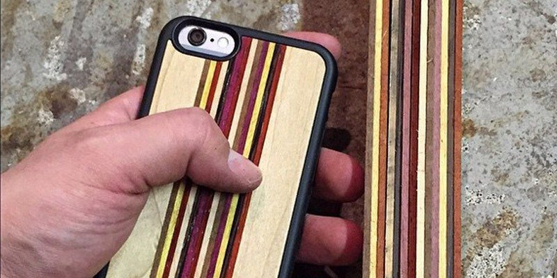 Real Wood Phone Cases