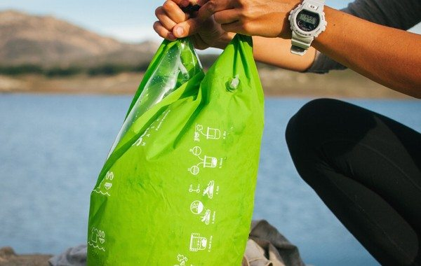 The Scrubba Wash Bag Makes a Remarkable Washing Machine For Travelers