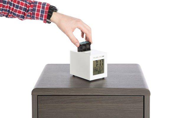 SensorWake capsule