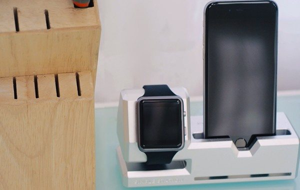 Simple Station Dock and Banded Classic Case Are a Must Have For Your Apple Watch