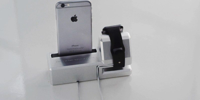 Simple Station Dock for Apple Watch