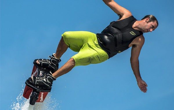 Week in Review – Flyboard, Go Pro Hero 4, STROM Battery Pack and More