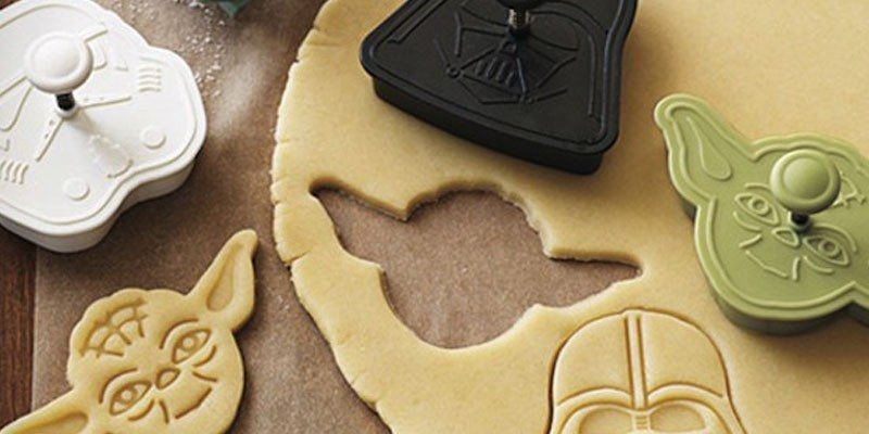 Star Wars Press Stamp Cookie Cutters