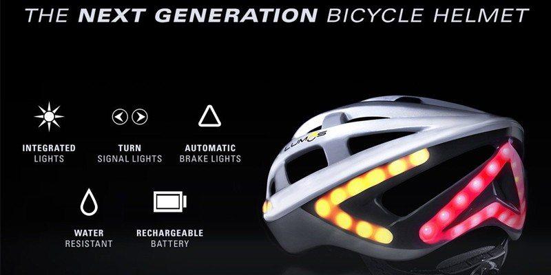 Lumos – A Next Generation Bicycle Helmet