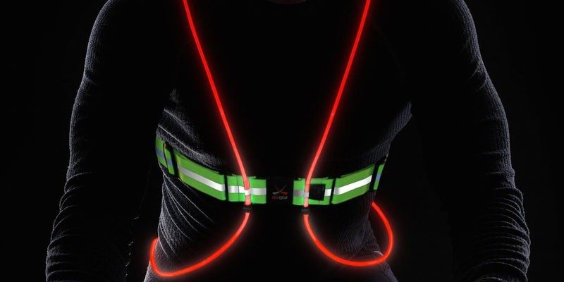 Tracer360 Visibility Vest – For Bike Riders
