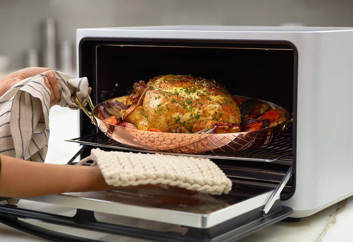 June Smart Oven Strives for Perfection