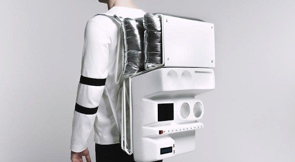 Atelier Teratoma Revolutionizes The Picnic Experience With This Modern Backpack