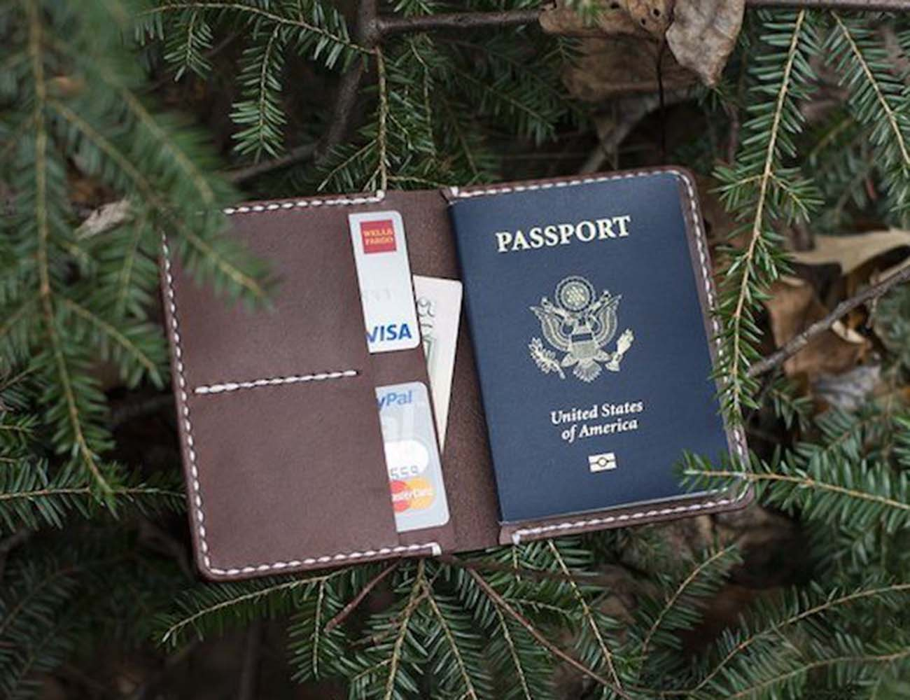 Adventure Wallet – Perfect For the Frequent Travelers