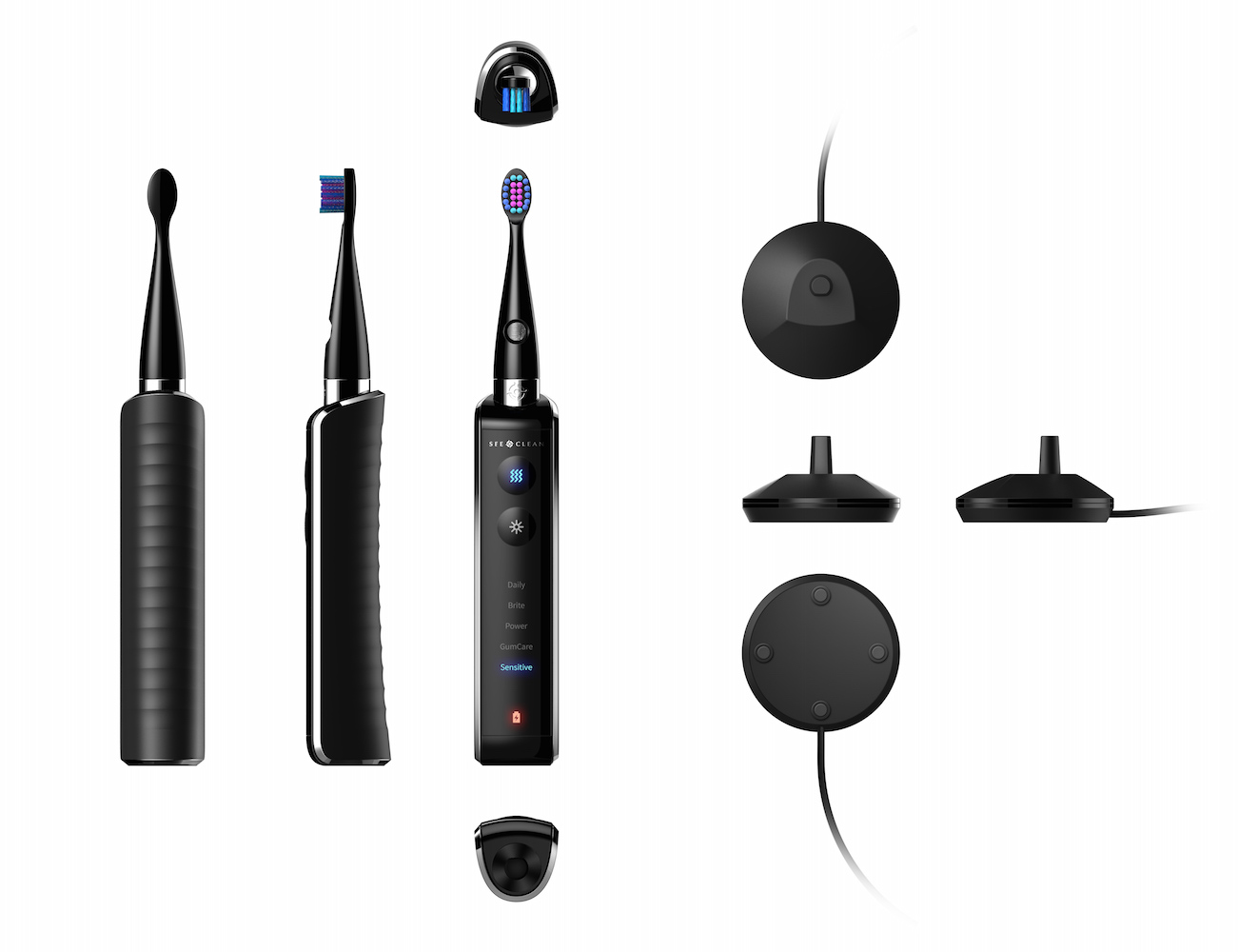 SeeplusClean : The Next Generation of Toothbrush