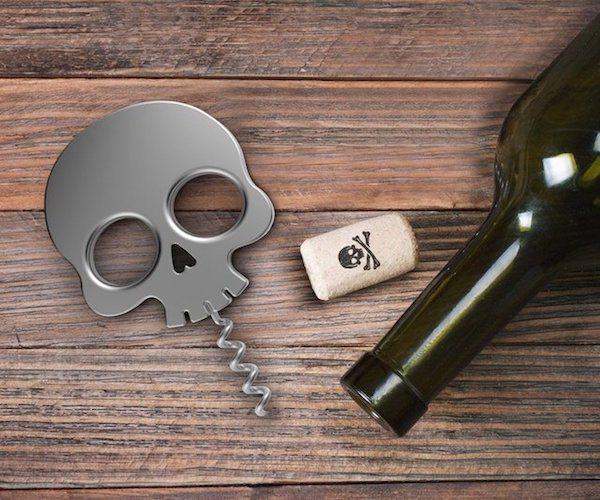 Bar+Bones+Skull+Corkscrew