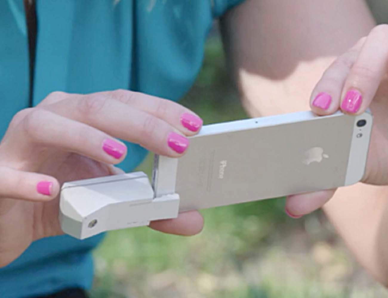 Bevel turns your smartphone into a 3D Camera