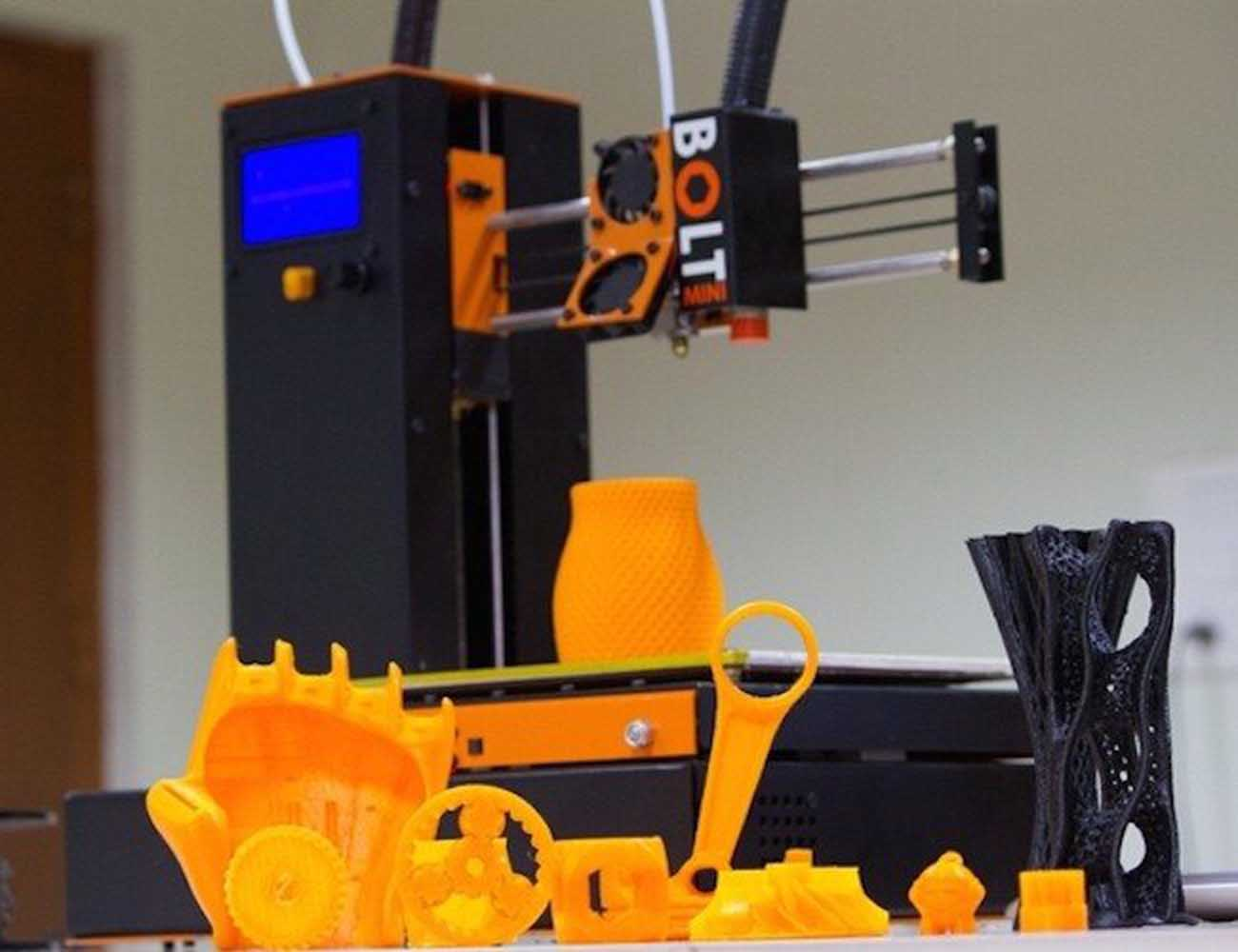 Bolt Mini – The Perfect Open Source 3D Printer
