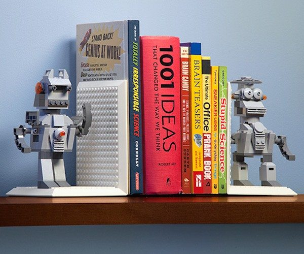 Build+On+Brick+Bookends